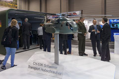 Il supporto di Sikorsky Aircraft Corporation immagine stock libera da diritti