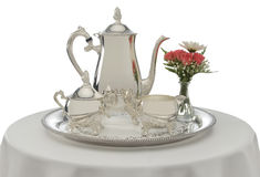 Il tè è servito Fotografie Stock Libere da Diritti