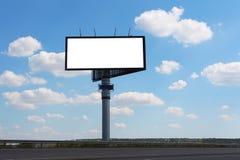 Il tabellone per le affissioni Fotografie Stock Libere da Diritti