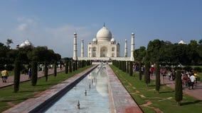 Il Taj Mahal Fotografia Stock Libera da Diritti