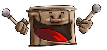 Il tamburo royalty illustrazione gratis