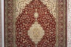 Il tappeto del pakistan Fotografia Stock