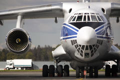IL 76 TD - wd 90 Imagens de Stock Royalty Free