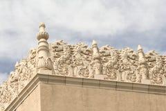 Il teatro di Lensic - Santa Fe Fotografia Stock