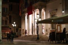Free Il Teatro La Fenice Downtown Venice Stock Images - 161158704