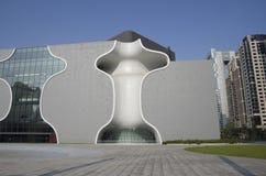 Il teatro nazionale di Taichung Immagine Stock Libera da Diritti