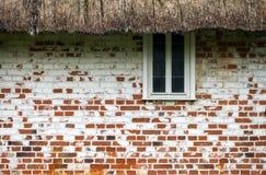 Il tedesco d'annata anziano alloggia l'architettura Fotografia Stock