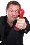 Il telefono caldo immagine stock libera da diritti