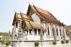 Il tempiale a Bangkok Fotografia Stock Libera da Diritti