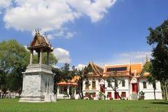 Il tempiale a Bangkok Immagini Stock