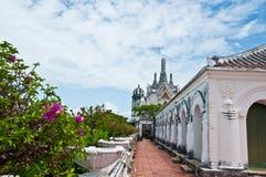 Il tempiale del palazzo del wung del KOH Fotografia Stock Libera da Diritti