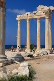 Il tempiale di Apollo nel lato La Turchia Immagine Stock Libera da Diritti