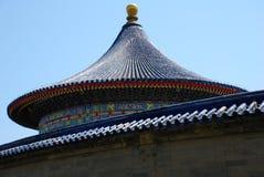 Il tempiale di cielo a Pechino. Fotografia Stock Libera da Diritti