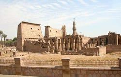 Il tempiale di Luxor Fotografia Stock Libera da Diritti