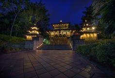 Il tempio Immagini Stock