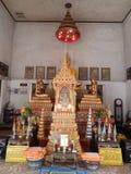 Il tempio Fotografia Stock Libera da Diritti