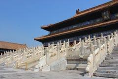 Il tempio ancestrale imperiale Fotografia Stock