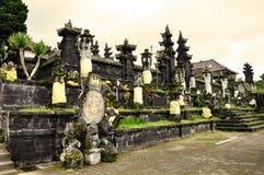 Il tempio Bali della madre Immagine Stock Libera da Diritti