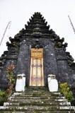 Il tempio Bali della madre Fotografie Stock Libere da Diritti