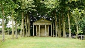 Il tempio dei Weepers al castello di Canon, Francia video d archivio