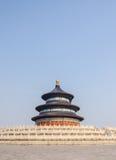 Il tempio del cielo Immagini Stock Libere da Diritti