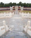 Il tempio del cielo (altare di cielo), Pechino, Cina Fotografia Stock