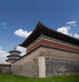 Il tempio del cielo (altare di cielo), Pechino, Cina Immagine Stock Libera da Diritti