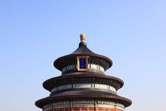 Il tempio del cielo a Pechino Immagine Stock