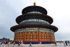 Il tempio del cielo, Pechino, Cina Fotografia Stock