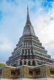 Il tempio dell'alba a Bangkok fotografia stock