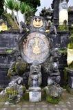Il tempio della madre di Besakih Fotografia Stock