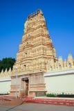 Il tempio dentro il palazzo famoso di Mysore nella città di Mysore, stato del Karnataka, India. Fotografie Stock