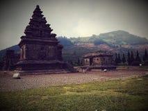 Il tempio di Arjuna Immagini Stock
