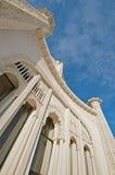 Il tempio di Baha'i in Chicago Fotografie Stock Libere da Diritti