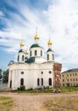 Il tempio di Fedorov della città di Uglic Fotografia Stock