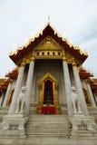 Il tempio di marmo Fotografia Stock