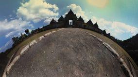 Il tempio di Plaosan Fotografie Stock