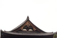 Il tempio a Kyoto Giappone Fotografia Stock Libera da Diritti
