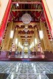 il tempio molto bello di Wat Sanpayang Luang fotografia stock libera da diritti