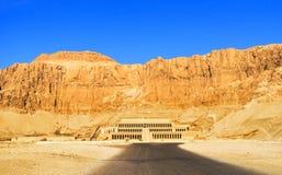 Il tempio, nascosto in roccia Fotografie Stock