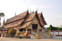 Il tempio nel Nord Fotografia Stock Libera da Diritti