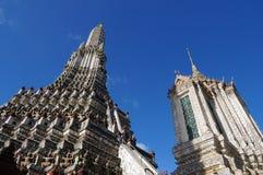 Il Temple of Dawn di mattina Fotografia Stock Libera da Diritti