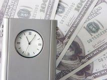 Il tempo è denaro Fotografia Stock Libera da Diritti