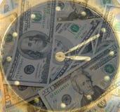 Il tempo è denaro Fotografie Stock Libere da Diritti