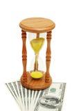 Il tempo è denaro concetto Immagini Stock Libere da Diritti