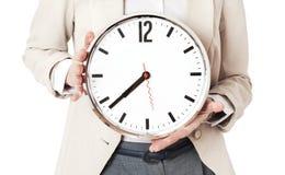 Il tempo è immagine di riserva soldi Immagini Stock
