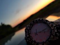 Il tempo è prezioso fotografie stock