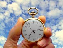 Il tempo vola Fotografia Stock