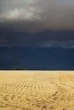 Il temporale fotografia stock