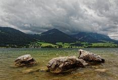 Il temporale sta venendo Fotografie Stock